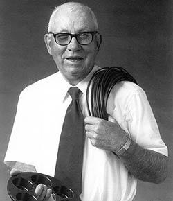 Portrait Roy J. Plunkett